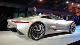 Jaguar C-X75 Concept 2010 Videos