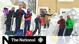 An ode to the Newfoundland storm: Mark Critch