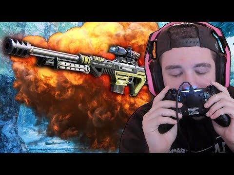 THE NEW SNIPER RIFLE.. (BLACK OPS 3 XPR-50)