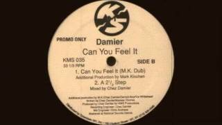 Chez Damier - Can You Feel It (MK Dub) 1992