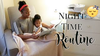 REALISTIC MOMMY NIGHT TIME ROUTINE! | BEDTIME ROUTINE | SINGLE MOM & TODDLER Video