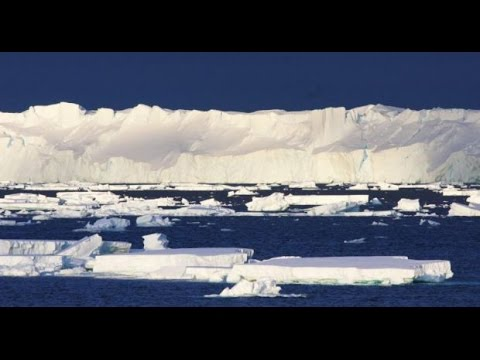 Antarctic Polar ice shelf thinning speeds up