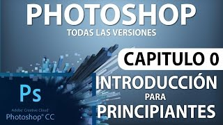 Best Photoshop Tutorial for Beginners in Spanish language