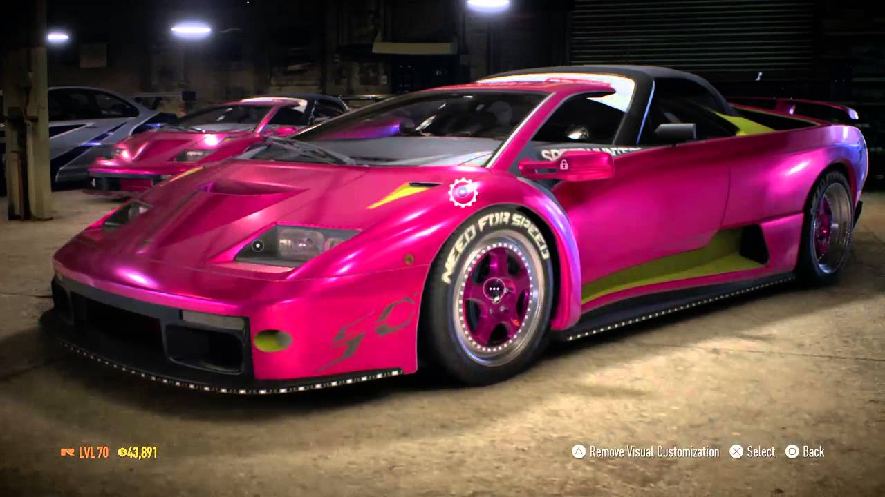 customizing morohoshi 39 s car need for speed 2015 glitch youtube. Black Bedroom Furniture Sets. Home Design Ideas