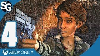 The Walking Dead: The Final Season Episode 4 Alternative Walkthrough Gameplay | Part 4