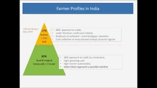 Webinar | Financing Dairy Value Chains Lessons from HDFC Bank, India