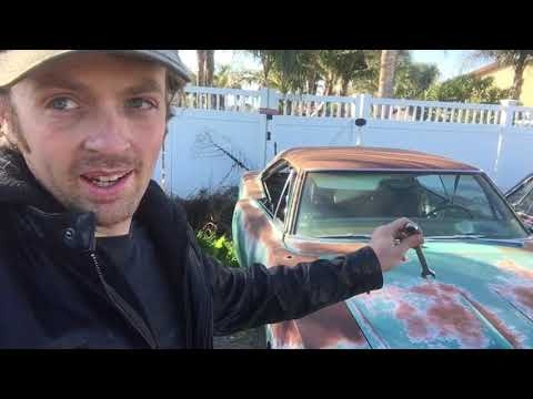 Score...found the twin big block turquoise 1969 Dodge Charger to mine