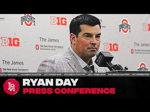 Ohio State: Ryan Day previews long-awaited Buckeyes opener against Nebraska