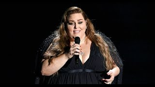 Chrissy Metz Delivers Powerful Performance of 'I'm Standing With You' at Oscars 2020