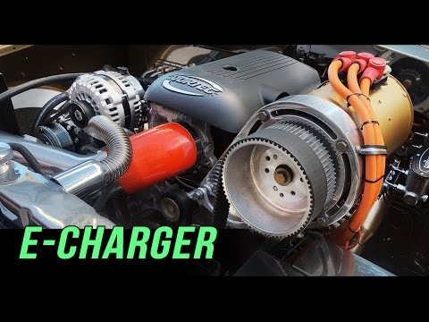 The E-Charger Hybrid System