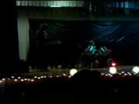 SCMS talent show Mason. Tyler & Bo 11-20-09