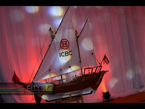 ICBC - Industrial & Commercial Bank of China - Kuwait Branch Grand Opening