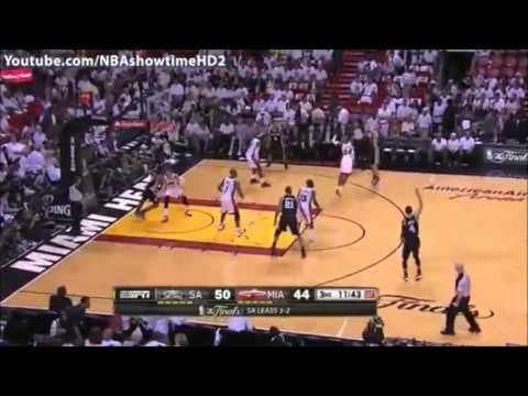 San Antonio Spurs Vs Miami Heat | June 18, 2013 | Game 6 | Full Game Highlights | NBA Finals 2013