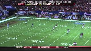 Virginia Tech Hokies - Alabama Crimson Tide Football Trailer Hype Video