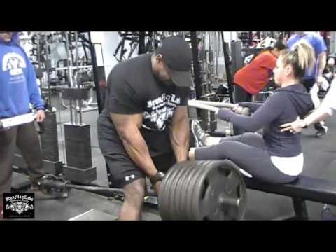 Ironmaglabs Shawn Robinson's how i get ready to train