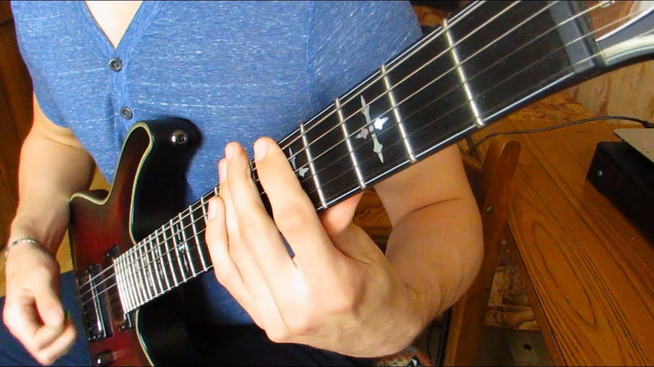 Skillet Monster Guitar Cover Chords Chordify