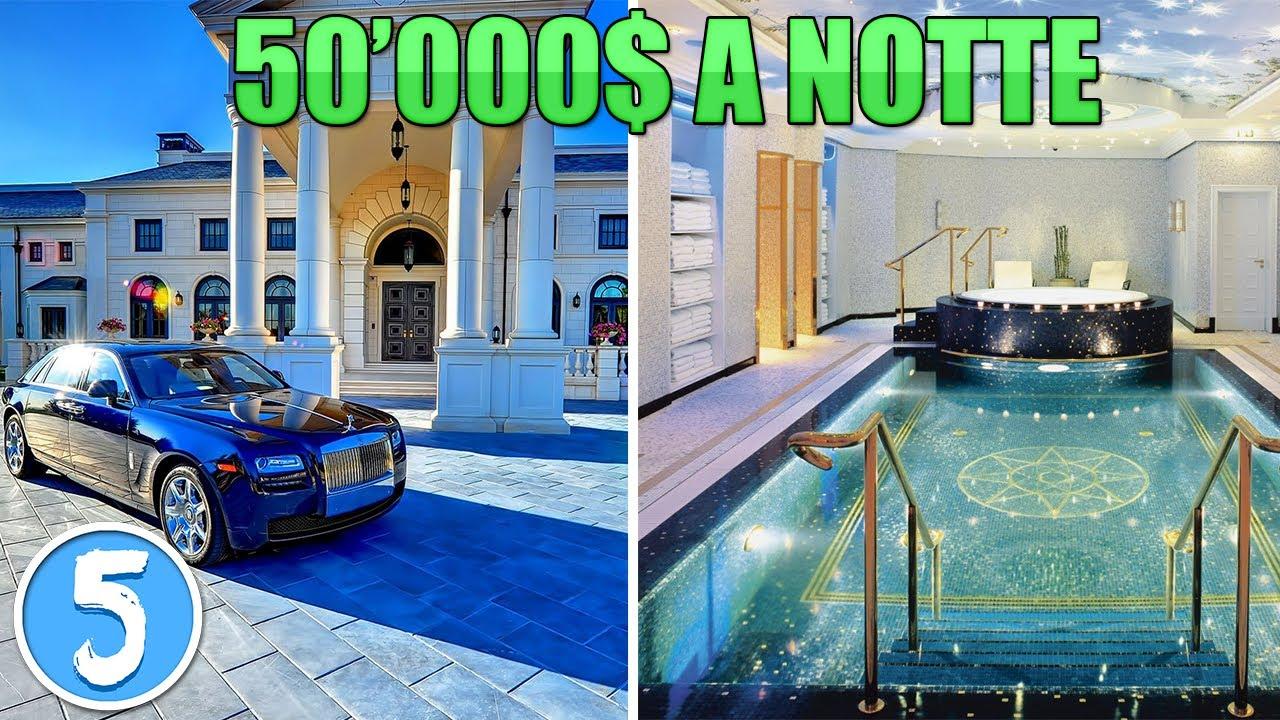 Camere Da Letto Piu Belle Del Mondo 5 camere d'hotel piu' costose del mondo!! - youtube