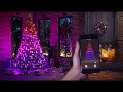 Holidays - How To Create a Christmas Tree Light Show On Your Phone