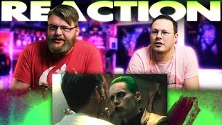 Suicide Squad Official Trailer 1 REACTION!!
