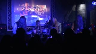 Nargaroth - Seven Tears Are Flowing To The River Live In Rockstadt Brasov Romania 01-06-2013