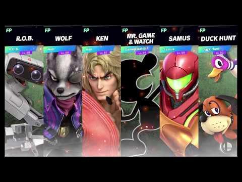 Super Smash Bros Ultimate Amiibo Fights   Request #5128 Smashing At Eldin Bridge