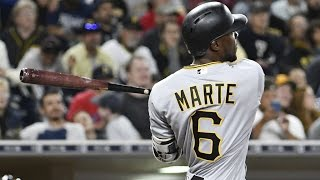 Starling Marte Ultimate 2016 Highlights