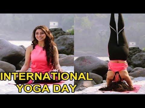 Jai Madaan Yoga Tips On International Yoga Day 2019   Family Guru