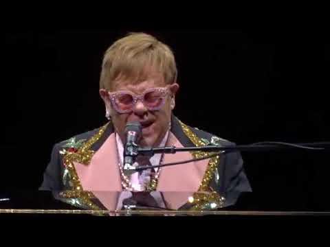 Elton John 2018 10 06 Farewell Tour TD Garden, Boston, MA, USA ALMOST  Full Show Mp3