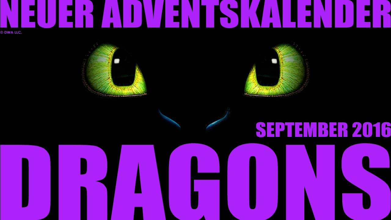 dragon adventskalender
