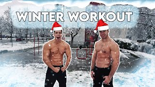 CRAZY WINTER WORKOUT