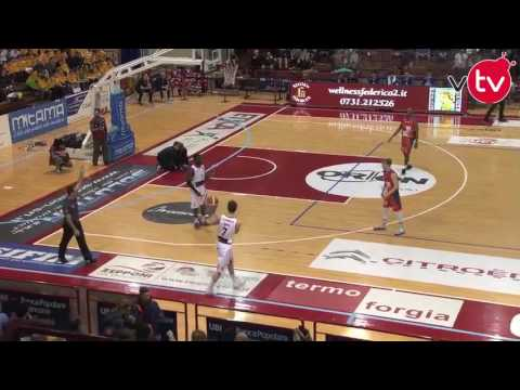 Termoforgia Jesi - Unieuro Forlì: la partita integrale