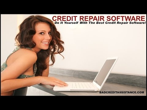 CREDIT REPAIR SOFTWARE - Download What Is Rated As The Best Credit Repair Software
