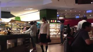 A Massive Dinner Buffet at 4-Star Evergreen Plaza Hotel Tainan, Taiwan