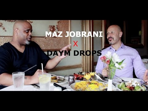 Darya Persian Food Review feat. Daym Drops | Maz Jobrani