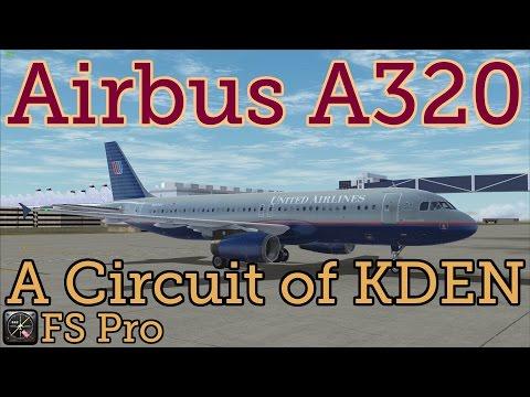 Airbus A320 Denver (KDEN) to Denver (KDEN)