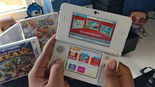 *New* Nintendo 3ds E-Store (UK) FULLY EXPLORED 2 Years Later