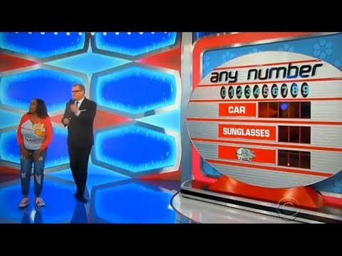 The Price is Right - Any Number - 6/15/2018