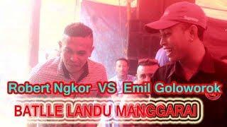 lagu manggarai // KADUNG // Emil goloworok ft Robert Ngkor. batlle landu