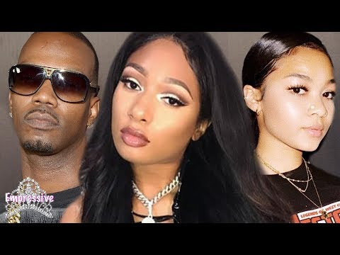 Megan Thee Stallion accused of using a ghostwriter | Megan defends her pen game!