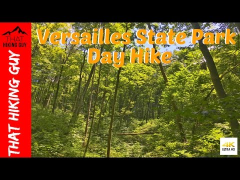 Versailles State Park Day Hike
