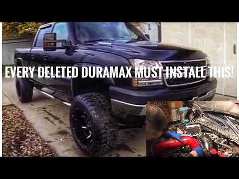Duramax WCFAB Y-Bridge Full Install