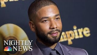 Jussie Smollett's 'Empire' Character Removed From Final Two Episodes | NBC Nightly News