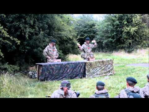 British Officer's Ration Pack