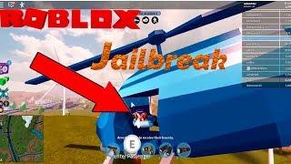 SONO EVASO DI PRIGIONE /w Caf -- Roblox JailBreak ITA Gameplay