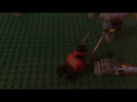 Lego ninjago movie part 1 prepare to attack the ninja