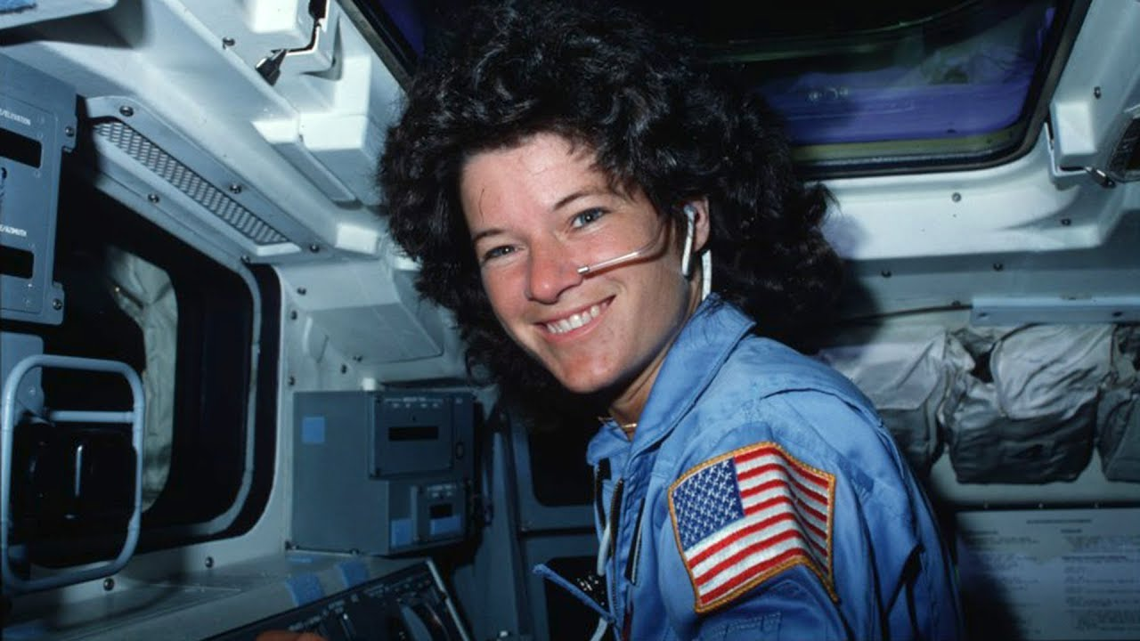 what is sally ride famous for