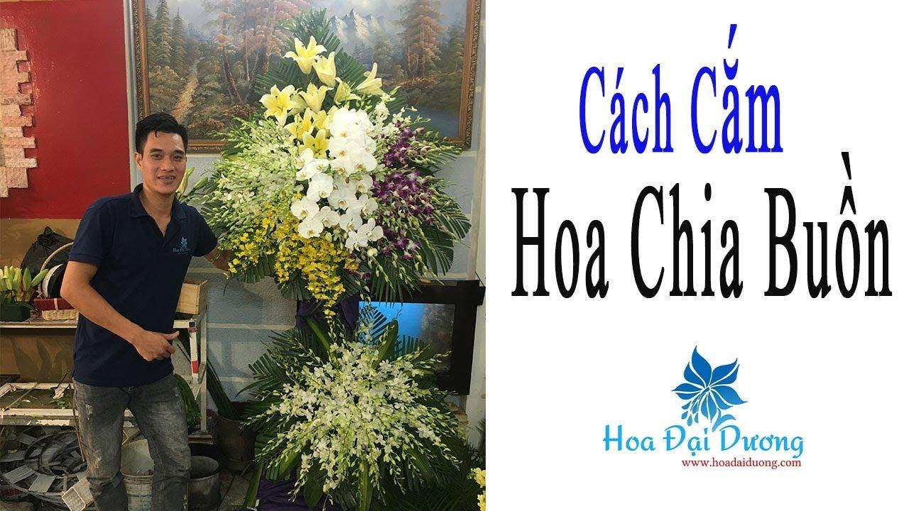 Cách Cắm Kệ Hoa Chia Buồn – Hoa Tang Lễ Shop |hoadaiduong.com