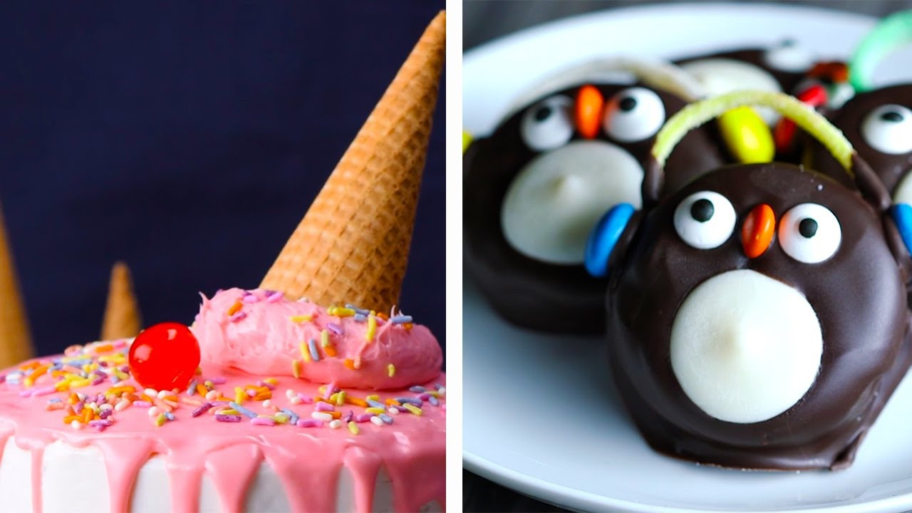 6 Creative Cake Upgrades That Are Perfect For Any Occasion Cake Decoration Ideas By So Yummy