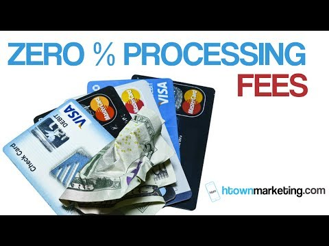 Zero Percent Credit Card Processing Fees