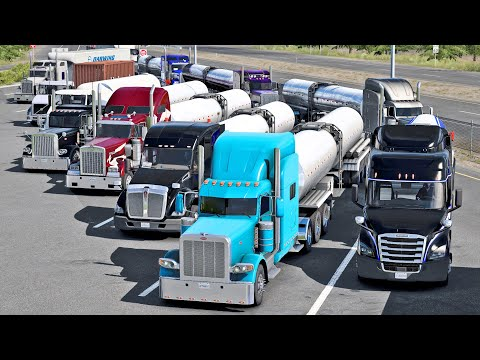 Full ATS Convoy Server of Milk!
